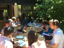 ACILA 2, roundtable on research funding